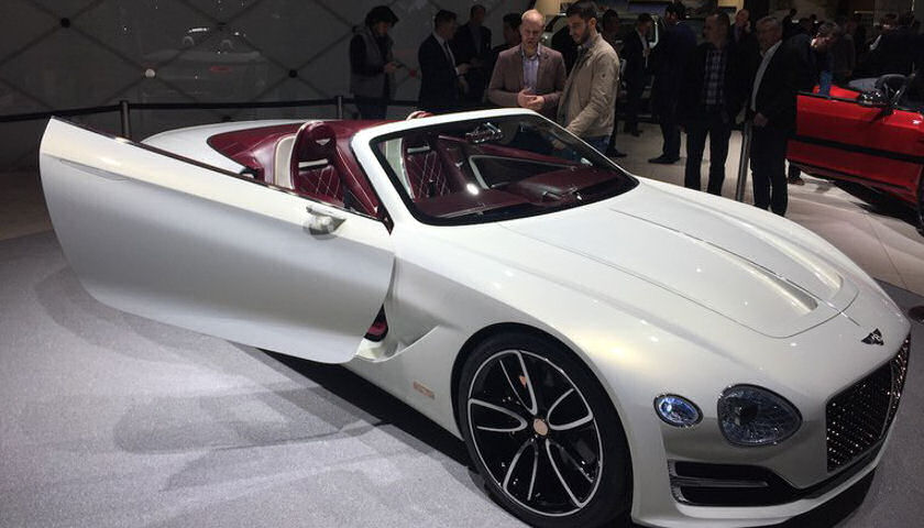 BENTLEY - EXP 12 Speed 6e Concept