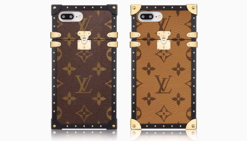the latest 1f9a0 4c38b Louis Vuitton Introduces the Eye-Trunk iPhone 7 Case – Wealth Magazine
