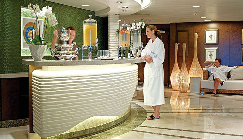 Oceania cruises wellness
