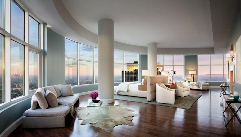 Penthouse 40 at 1 West Century Drive