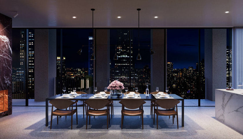 The Penthouse at The Bryant, New York