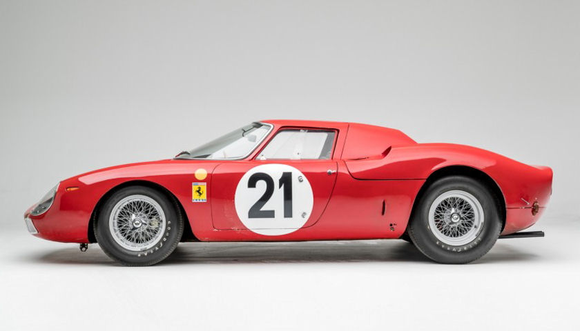 70 Years of Ferrari at Petersen Museum