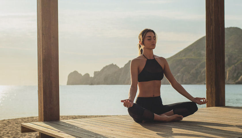 1 Hotel & Homes Cabo yoga