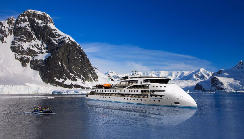 Aurora Expeditions new ship