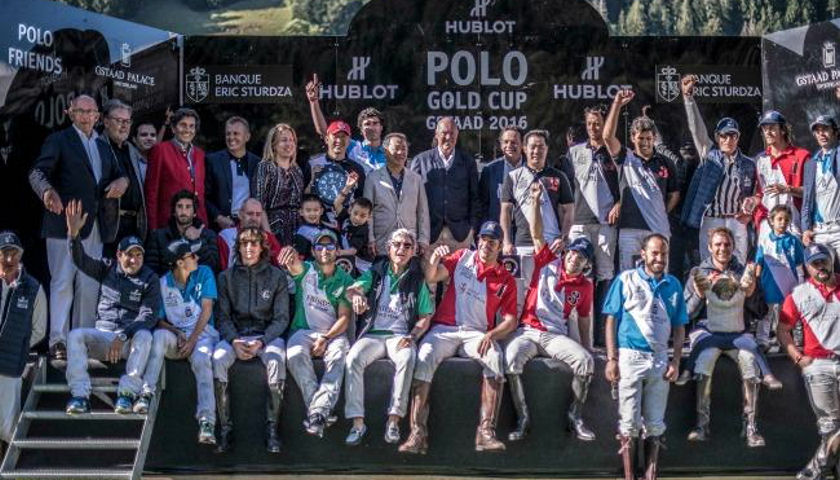 Hublot Polo Gold Cup of Gstaad