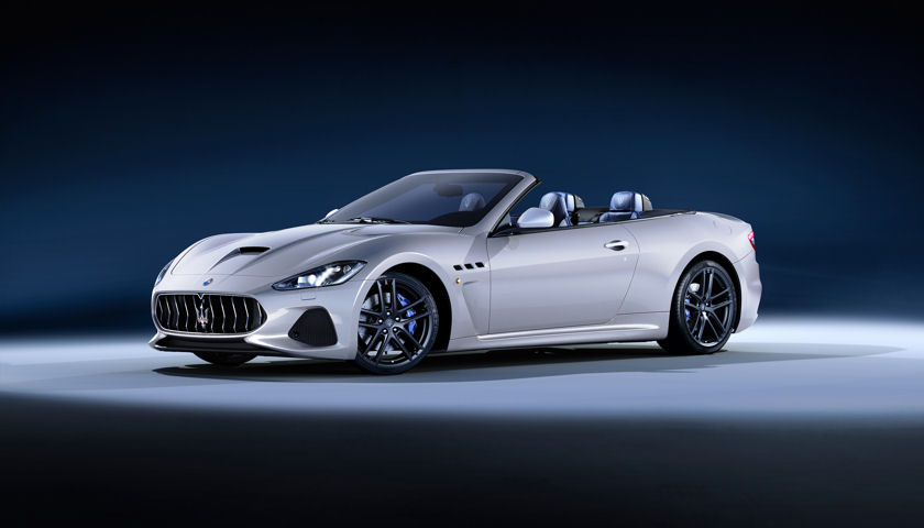 Maserati GranTurismo Convertible MC MY18