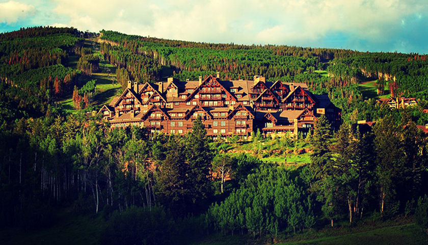 Ritz-Carlton, Bachelor Gulch summer