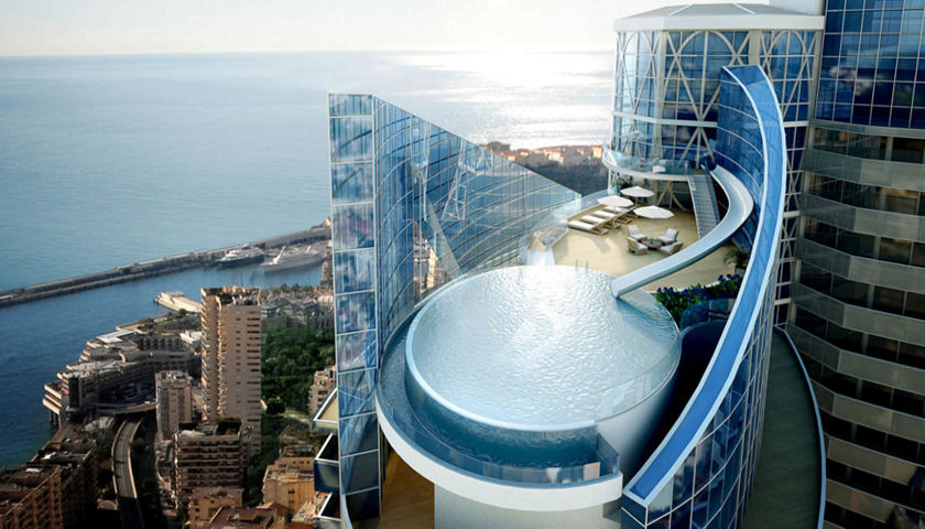 Sky Penthouse at Odeon Tower
