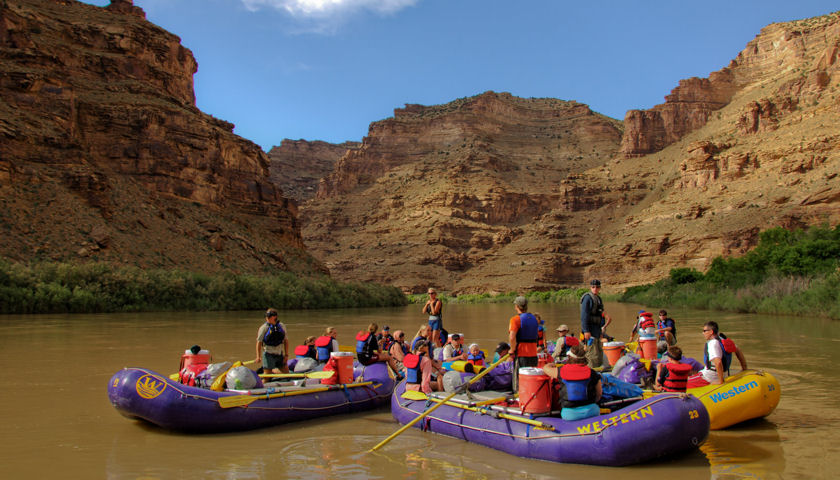 desolation canyon Utah rafting