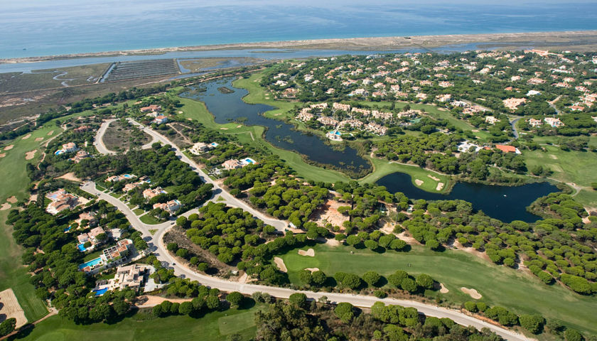 Four Seasons Fairways aerial