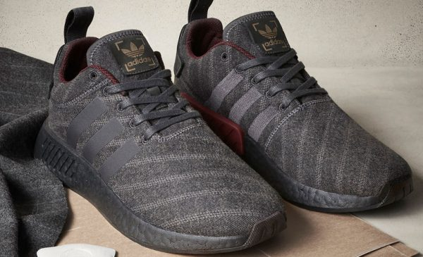 Adidas Launches Collaboration with Savile Row Tailor Henry Poole