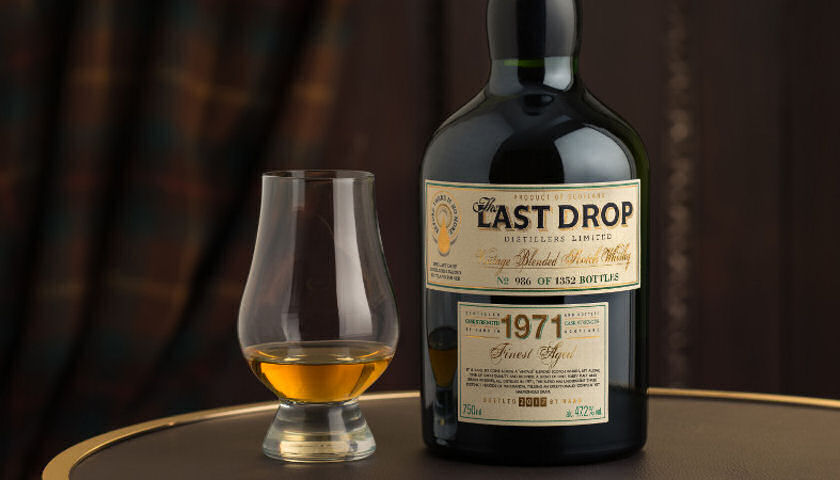 The Last Drop 1971 Blended Scotch Whisky