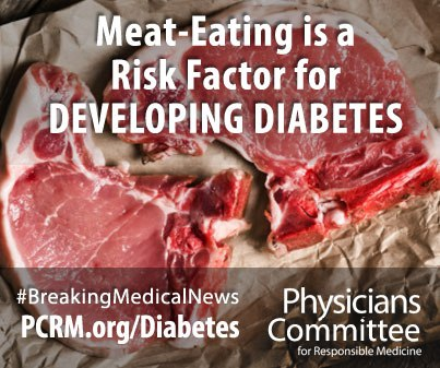 diabetes and meat