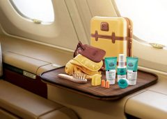 Qatar Airways Refreshed Amenity Kits Debut in the Sky
