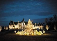 America's Largest Home gets dressed for the holidays Nov. 3