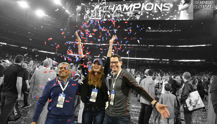 Luxury Super Bowl Experience