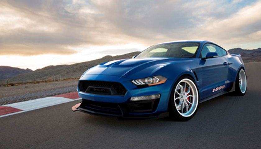 Shelby 1000 Track Car