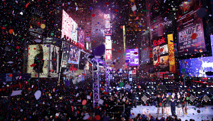 New York City New Years Eve
