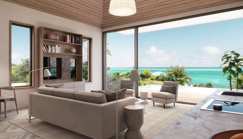 Rock House in Turks and Caicos