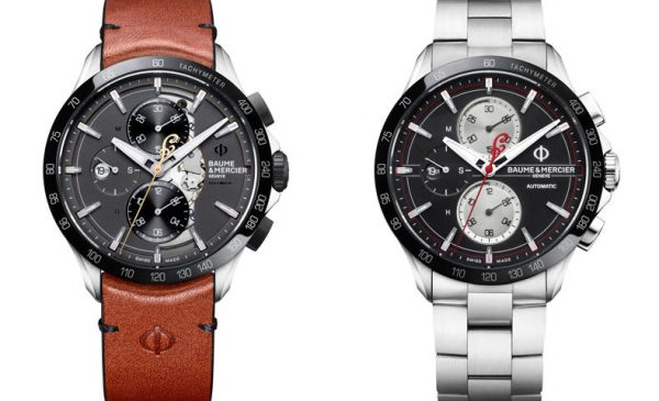 Baume & Mercier Introduces the Clifton Club Indian Legends Watch