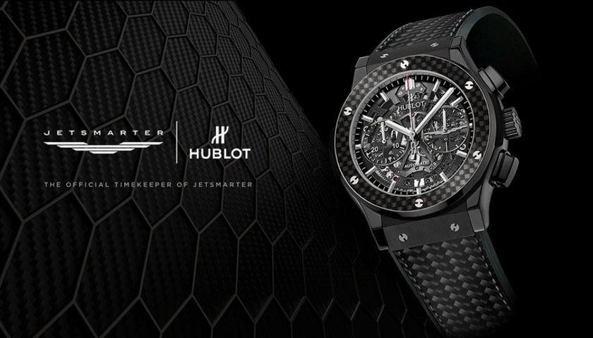 Hublot Private Jet Watch