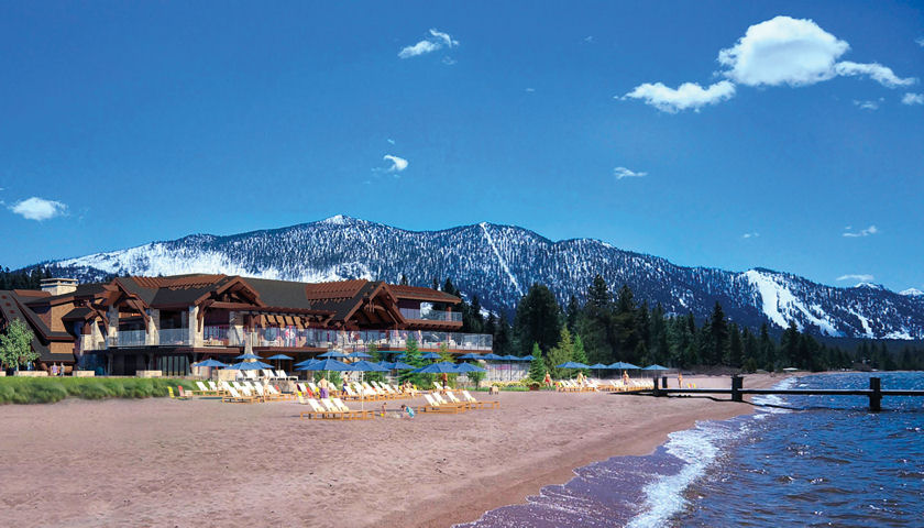 Tahoe Beach Club