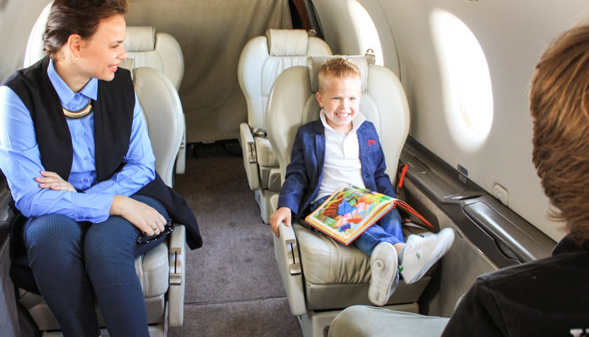 Private aviation for the family