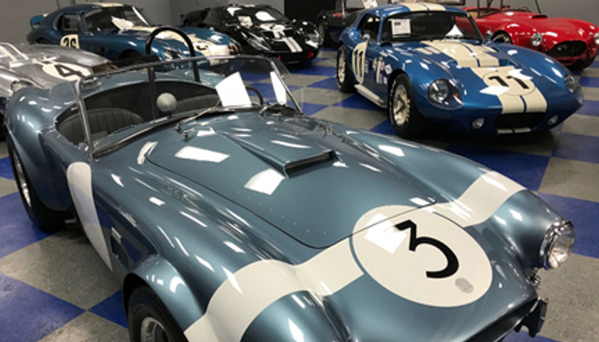 Shelby Legendary Cars