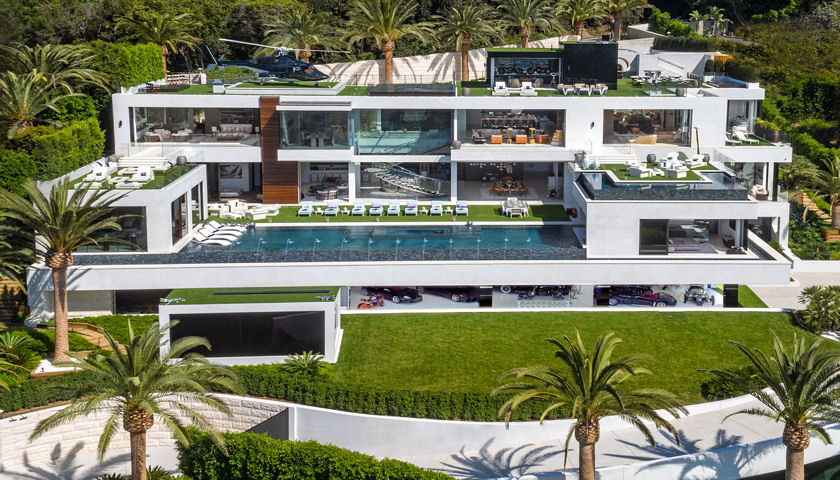 Americas most expensive home for sale