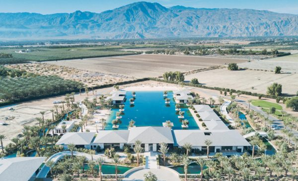 Tour this Amazing 40,000sf Private Oasis in Coachella Valley