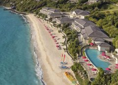 Luxury Yacht and Private Jet Getaways to Mandarin Oriental, Canouan