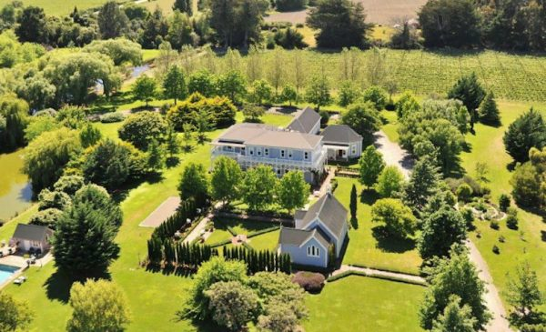 New Zealand's Only Luxury Lodge in the Heart of the Marlborough Wine Country