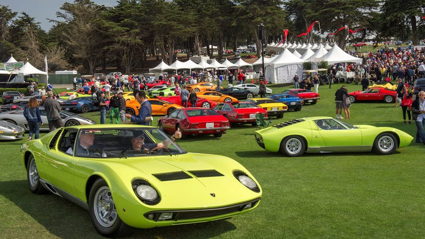 Concorso Italiano Grounds