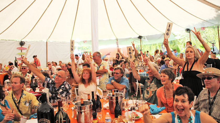 Sonoma County Wine Auction