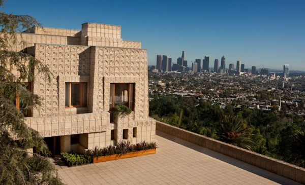 Frank Lloyd Wright's Iconic Ennis House For Sale $23 Million