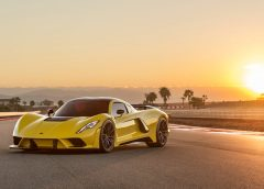 Hennessey Venom F5 Set for Big Reveal at the Quail Motorsports Gathering
