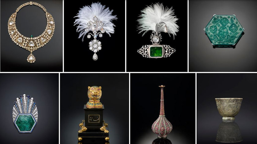 Al Thani collection jewels