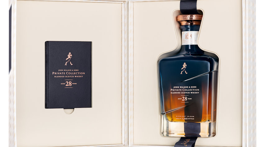 Johnny Walker 28 Year Old Midnight Blend