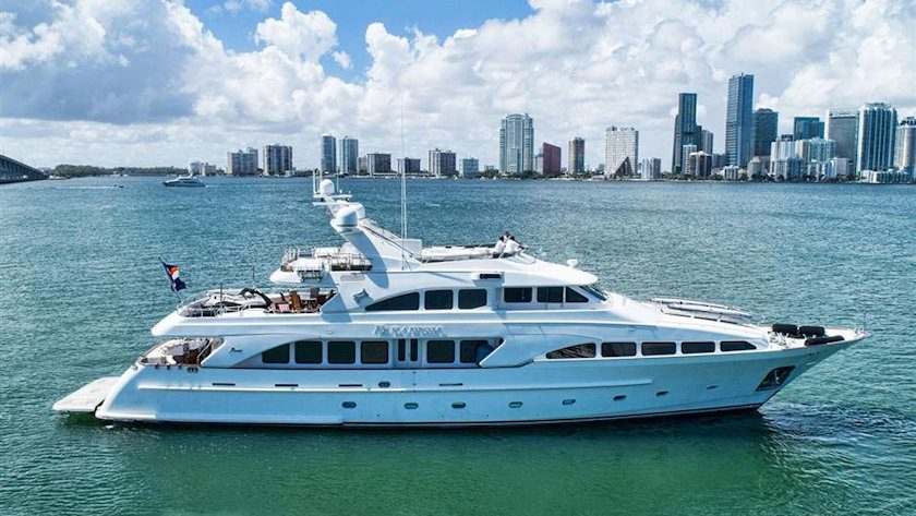 Worth Avenue Yachts Miami