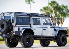 The Mammoth 7'4″ Custom Defender 110