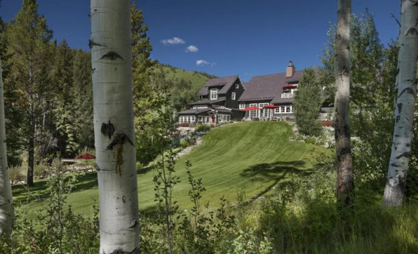 Rent Kevin Costner's 160-Acre Aspen Ranch for $30,000 a Night