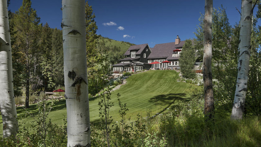 Costner Aspen ranch