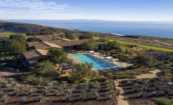 California Ranch with Ties to King of Spain & John Travolta Listed at $110 Million