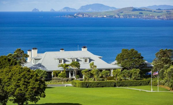 Luxury Residences to Open this Year at Kauri Cliffs, New Zealand