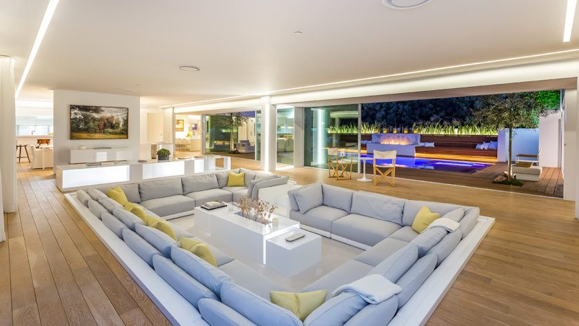 Orlando Bloom Beverly Hills home