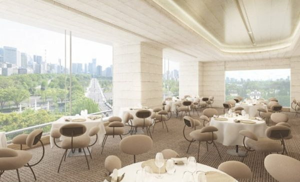 Alain Ducasse to Debut New Restaurant at Palace Hotel Tokyo