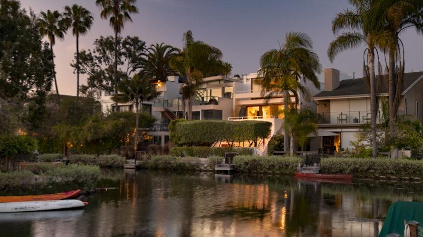 L.A. Canal Home