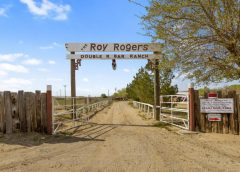 Roy Rogers Double R Bar Ranch Listed for $3.7 Million
