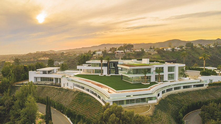 most expensive residence