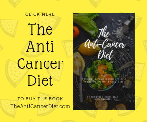 The Anti-Cancer Diet: Prevent & Heal Cancer with a Healthy